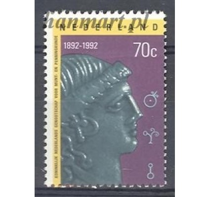 Holandia 1992 Mi 1443 Czyste **