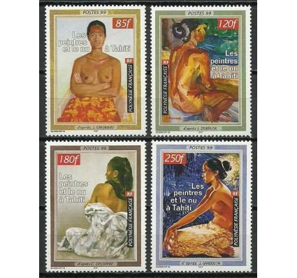 Znaczek Polinezja Francuska 1999 Mi 805-808 Czyste **