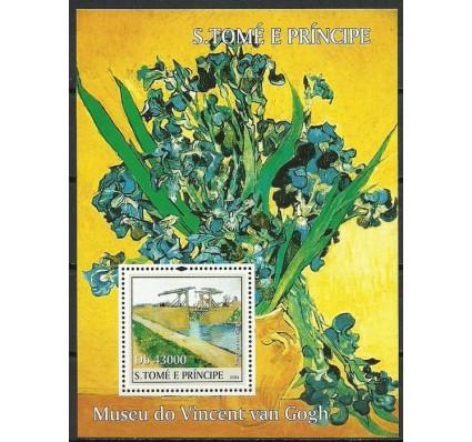Znaczek Wyspy Św. Tomasza i Książęca 2004 Mi bl 496 Czyste **