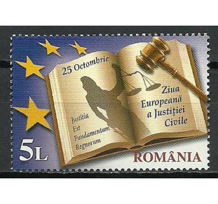 Znaczek Rumunia 2011 Mi 6570 Czyste **