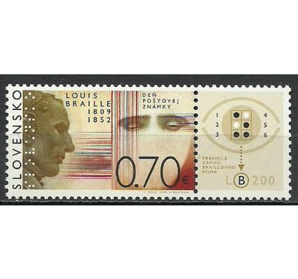 Znaczek Słowacja 2009 Mi zf 627 Czyste **