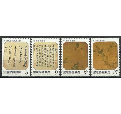 Znaczek Tajwan 2006 Mi 3152-3155 Czyste **