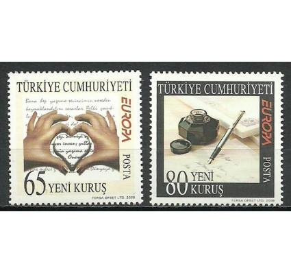 Znaczek Turcja 2008 Mi 3663-3664 Czyste **