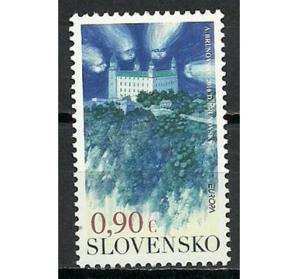 Znaczek Słowacja 2010 Mi 636 Czyste **