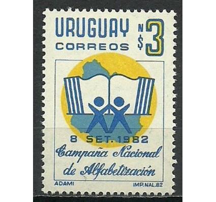 Znaczek Urugwaj 1982 Mi 1657 Czyste **