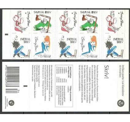 Znaczek Szwecja 2012 Mi mh 2899-2902 Czyste **