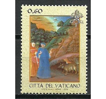 Znaczek Watykan 2009 Mi 1653 Czyste **