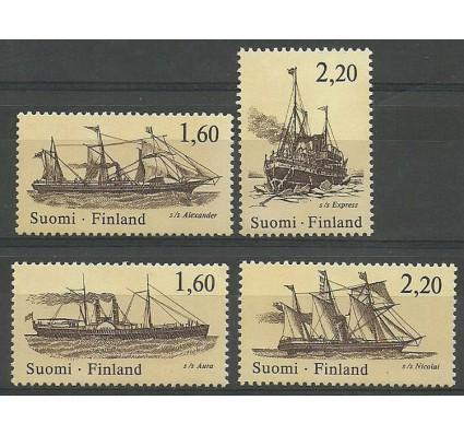 Znaczek Finlandia 1986 Mi 998-1001 Czyste **