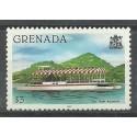 Grenada 1980 Mi 1063IIC Czyste **