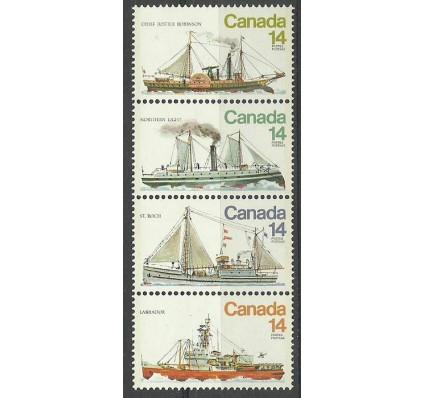 Znaczek Kanada 1978 Mi 711-714 Czyste **
