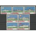Grenada 1976 Mi 798-804 Czyste **