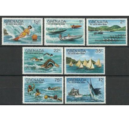 Znaczek Grenada 1977 Mi 832-838 Czyste **