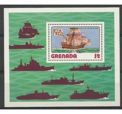 Znaczek Grenada 1976 Mi bl 60 Czyste **