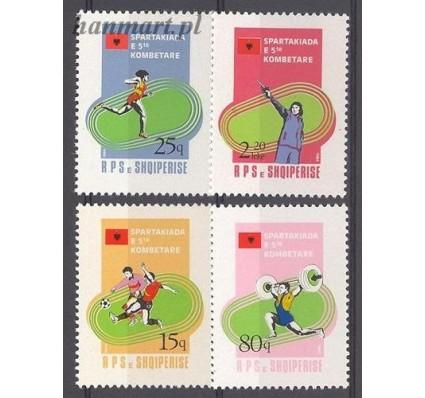 Znaczek Albania 1984 Mi 2238-2241 Czyste **