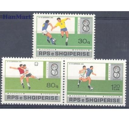 Znaczek Albania 1988 Mi 2362-2364 Czyste **