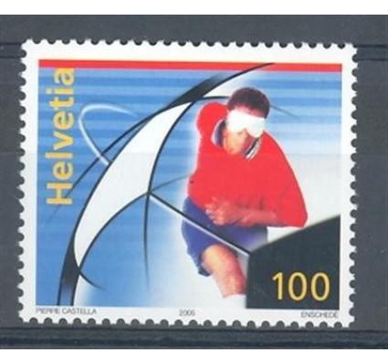 Znaczek Szwajcaria 2005 Mi 1925 Czyste **