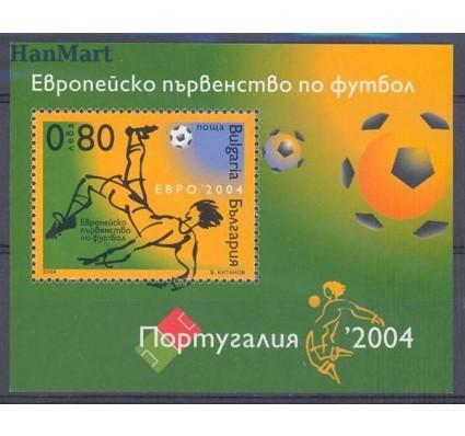 Znaczek Bułgaria 2004 Mi bl 265 Czyste **