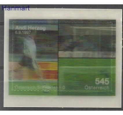 Znaczek Austria 2008 Mi bl 42 Czyste **