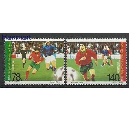 Znaczek Portugalia 1996 Mi 2124-2125 Czyste **