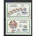 Cypr Północny 1996 Mi 436-437 Czyste **