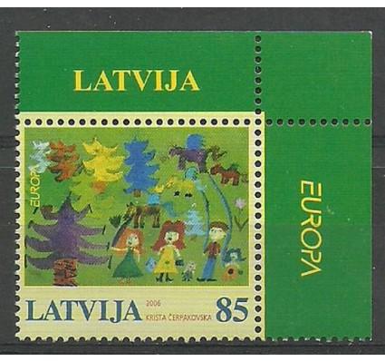 Znaczek Łotwa 2006 Mi 674 Czyste **