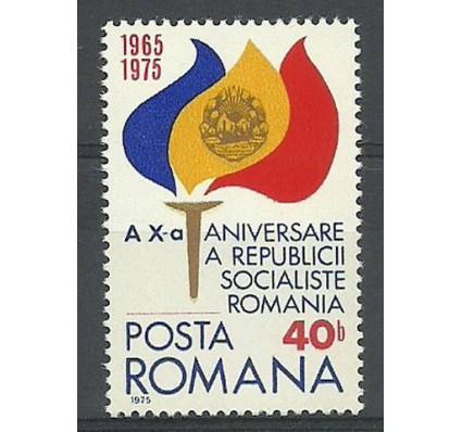 Znaczek Rumunia 1975 Mi 3253 Czyste **