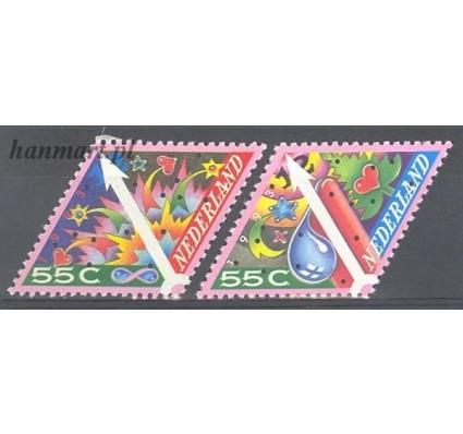 Holandia 1993 Mi 1496-1497 Czyste **