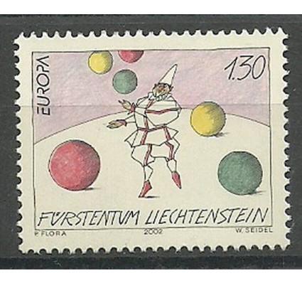 Znaczek Liechtenstein 2002 Mi 1284 Czyste **