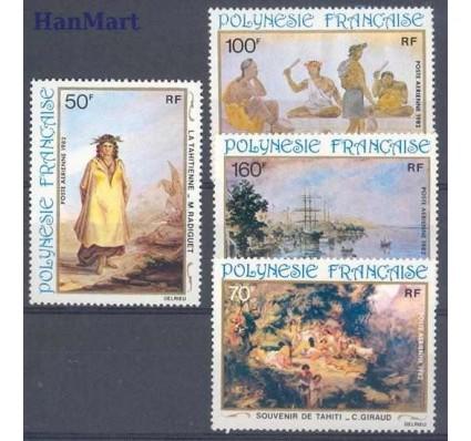 Znaczek Polinezja Francuska 1982 Mi 365-368 Czyste **