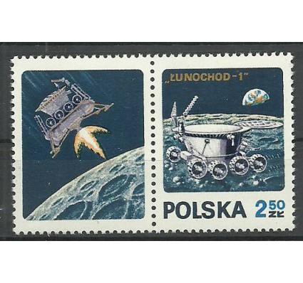 Znaczek Polska 1971 Mi zf 2122 Fi zf 1975 Czyste **