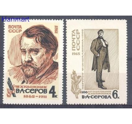 Znaczek ZSRR 1965 Mi 3082-3083 Czyste **