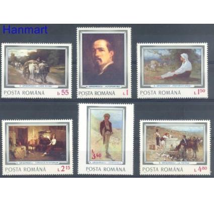Znaczek Rumunia 1977 Mi 3404-3409 Czyste **