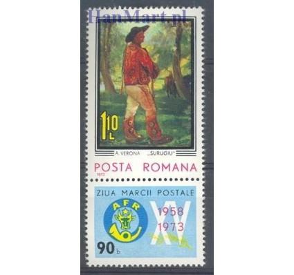Znaczek Rumunia 1973 Mi zf 3149 Czyste **