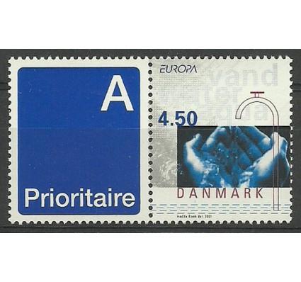 Znaczek Dania 2001 Mi zf 1277 Czyste **