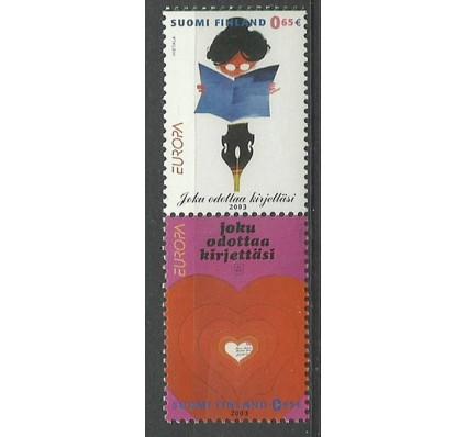Znaczek Finlandia 2003 Mi 1655-1656 Czyste **