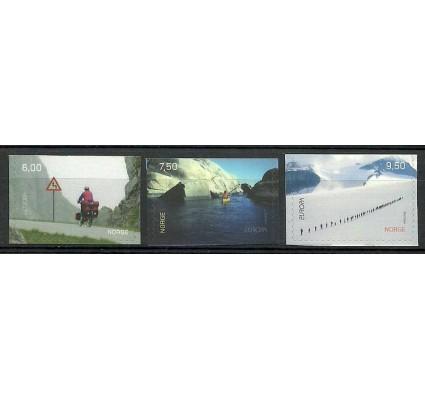 Znaczek Norwegia 2004 Mi 1497-1499Do Czyste **