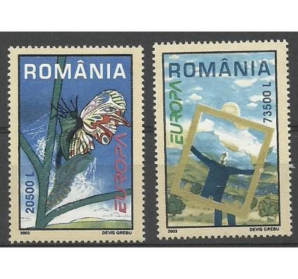 Znaczek Rumunia 2003 Mi 5735-5736 Czyste **
