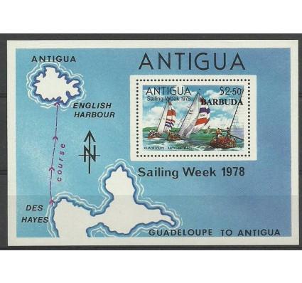 Znaczek Barbuda 1978 Mi bl 33 Czyste **