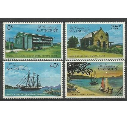 Znaczek Grenadines of St Vincent 1976 Mi 111-114 Czyste **