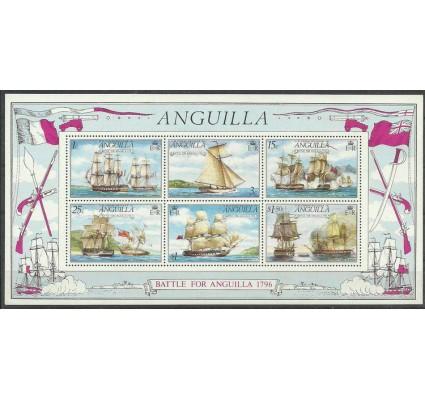 Znaczek Anguilla 1976 Mi bl 13 Czyste **