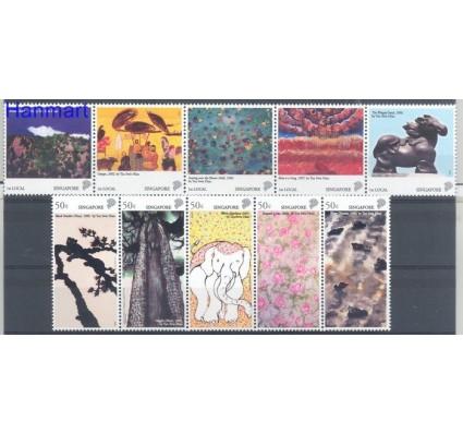 Znaczek Singapur 2006 Mi 1524-1533 Czyste **