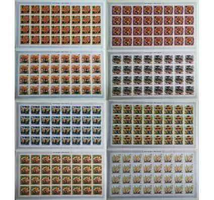 Znaczek Rwanda 1980 Mi ark 1051-1058 Czyste **