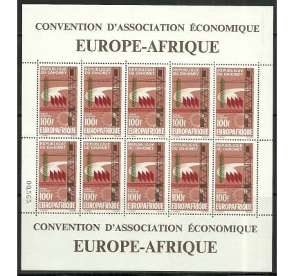 Znaczek Dahomej 1966 Mi ark 281 Czyste **