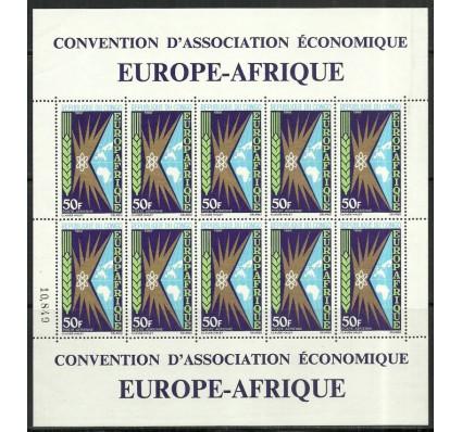 Znaczek Kongo 1966 Mi ark102 Czyste **