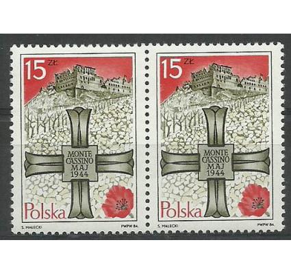 Znaczek Polska 1984 Mi 2919 Fi 2771 Czyste **