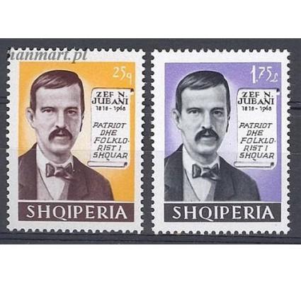 Albania 1968 Mi 1264-1265 Czyste **