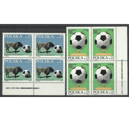 Znaczek Polska 1982 Mi 2812-2813 Fi 2664-2665 Czyste **