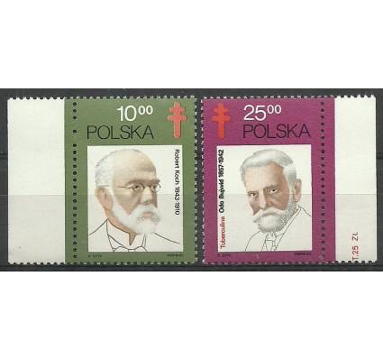 Znaczek Polska 1982 Mi 2827-2828 Fi 2679-2680 Czyste **