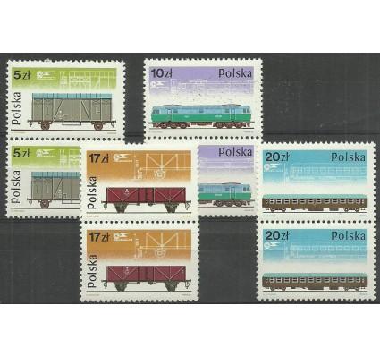 Znaczek Polska 1985 Mi 2993-2996 Fi 2845-2848 Czyste **