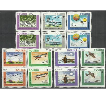 Znaczek Polska 1984 Mi 2939-2945 Fi 2791-2796 Czyste **